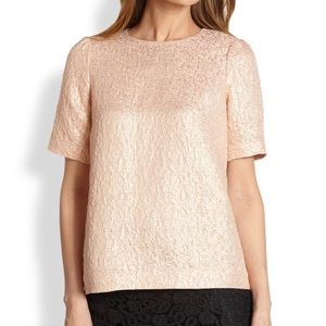Kate Spade Haley all That Glitters Top 0 Rose Gold